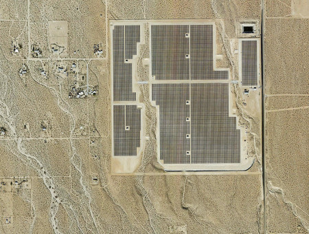 Lone Valley Solar Plants I & II