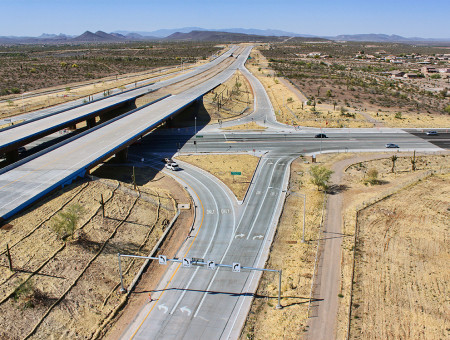 SR303L, Happy Valley Parkway to Lake Pleasant Parkway
