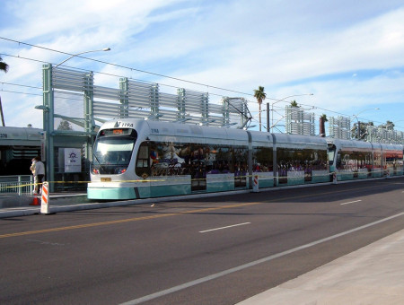 Central Phoenix/East Valley Light Rail Transit Utility Designating Services