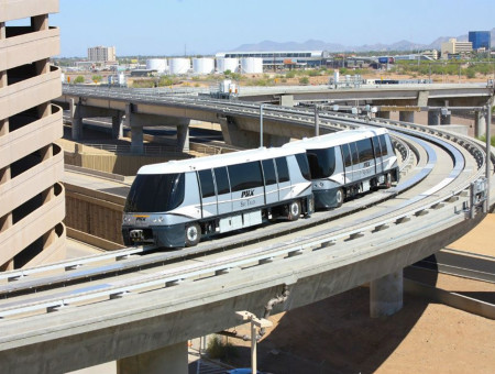 PHX Sky Train® Utility Designation and Locating Services