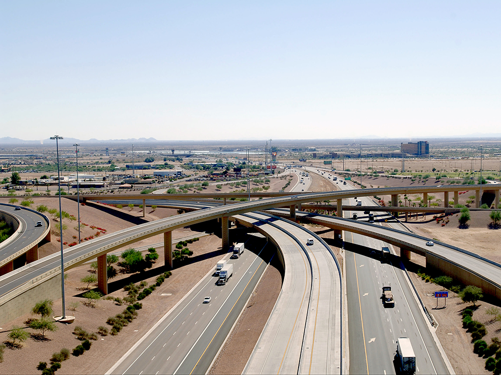 Santan freeway sr202l i 10 to gilbert road hov lanes for Department of motor vehicles chandler arizona