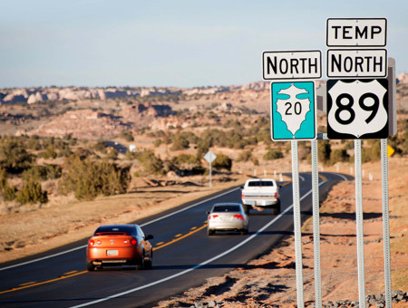 US89 Interim Detour (US89T)