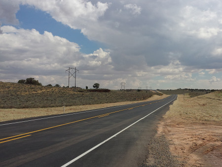 Environmental Compliance for the Interim Detour of US89