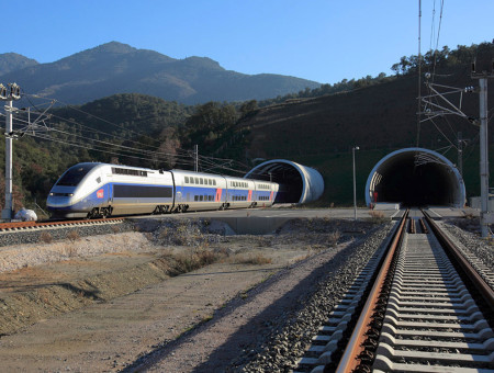 Figueras-Perpignan High-Speed Line