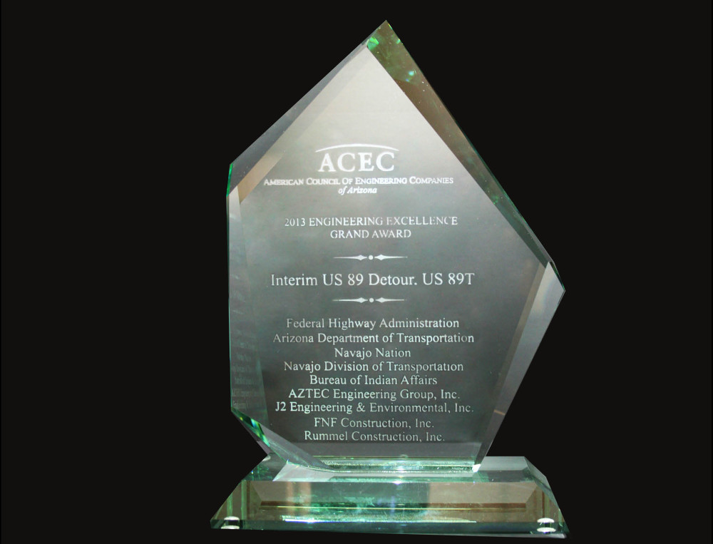 2013 ACEC Engineering Excellence Grand Award
