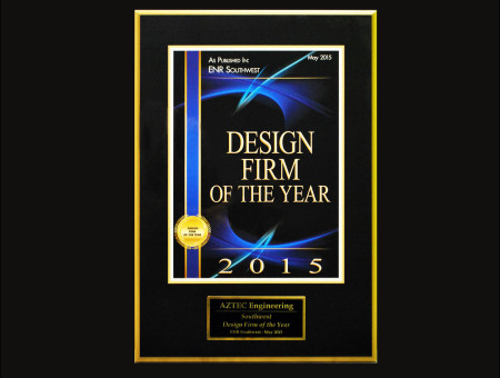 Design Firm of the Year 2015