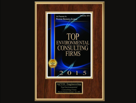 Top Environmental Consulting Firms 2015
