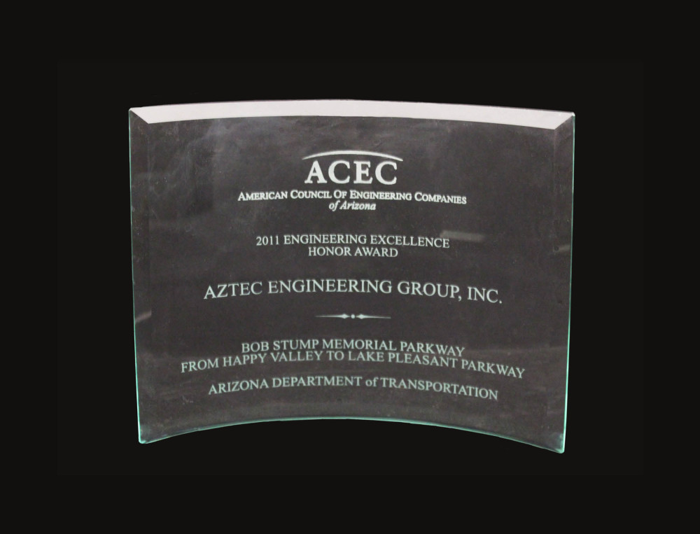 2011 ACEC Engineering Excellence Honor Award