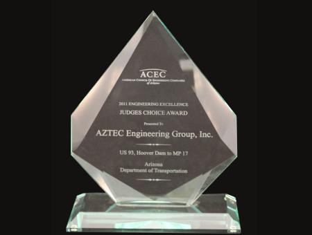Judges Award 2011 – US93 Hoover Dam MP17