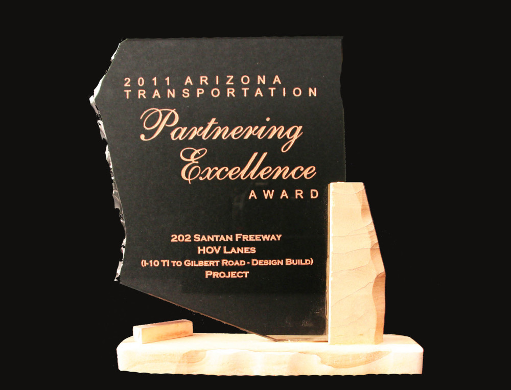 2011 AZ Transportation Partnering Excellence Award