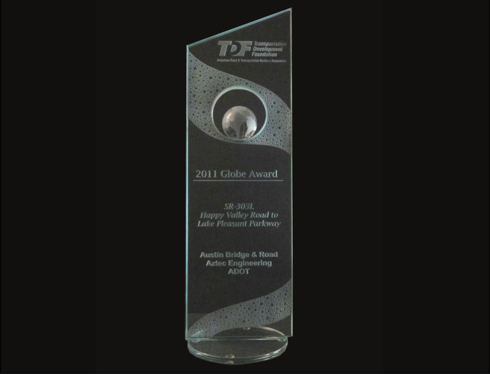 2011 Globe Award
