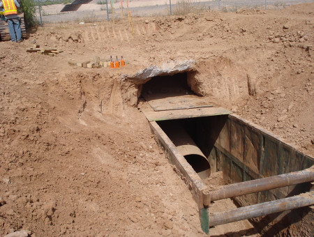 Casino Sanitary Sewer Line Extension Improvements
