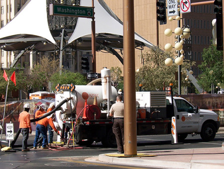CityScape Vacuum Excavation and Designating Services