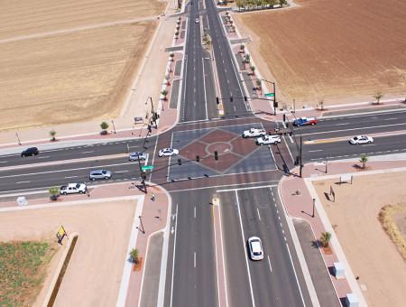 Higley, Recker and Williams Field Road Improvements