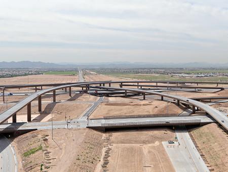 I-10/SR303L System Interchange, Phase I & II