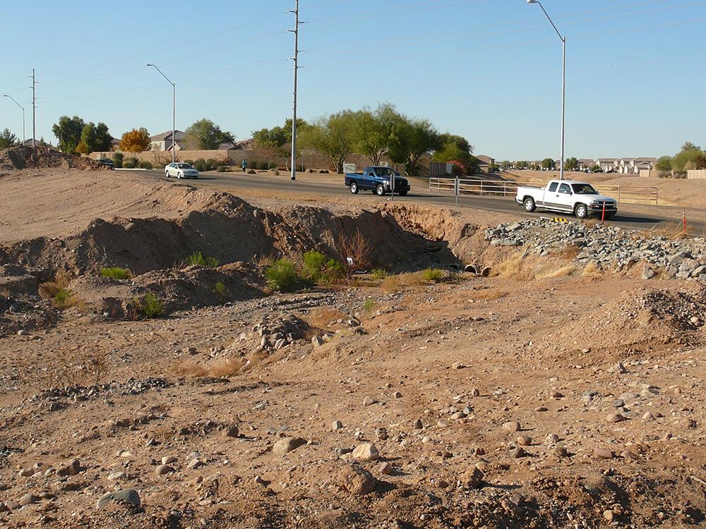 Lower El Mirage Wash Site visit _1 038