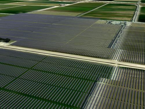 Mount Signal 350MW PV Solar Plant