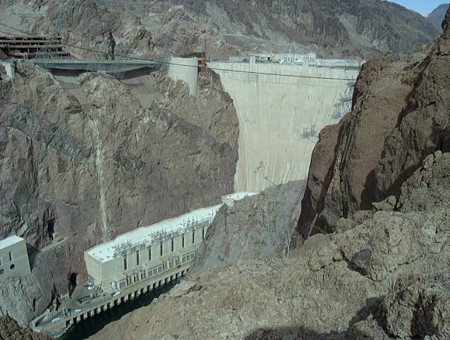 Hoover Dam Bypass Field Services