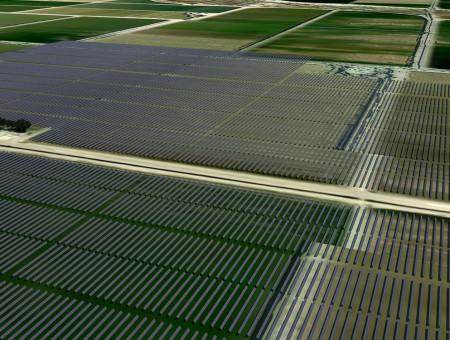 Mount Signal Solar Plant