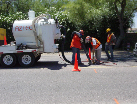On-Call Subsurface Utility Excavation Services