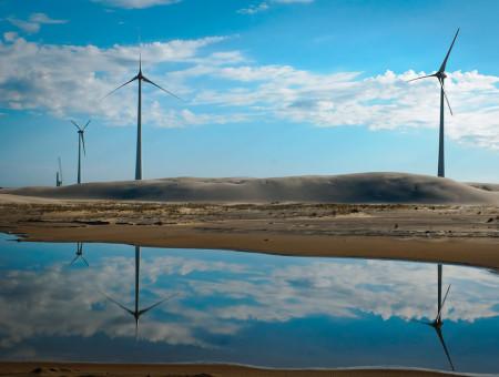 Tramandai Wind Farm