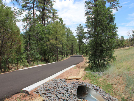 US 60 Show Low Multi-Use Path
