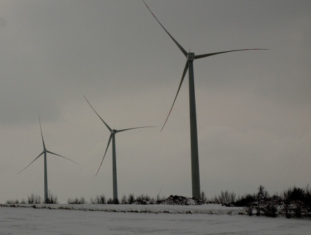 Design and Construction Supervision for Pestera & Cernavoda Wind Farms