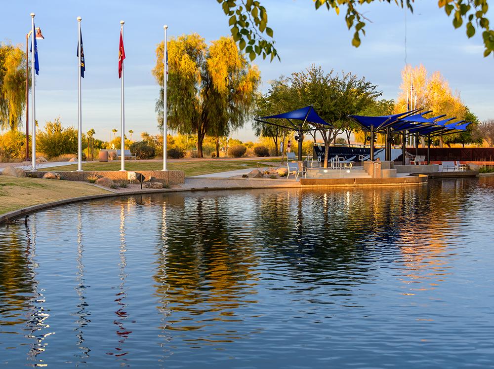 Peoria Veterans Memorial 1