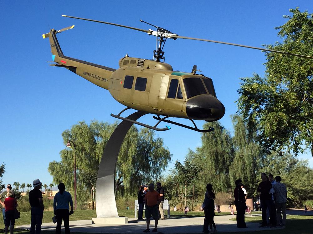 Peoria Veterans Memorial 4