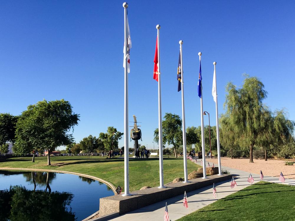 Peoria Veterans Memorial 5